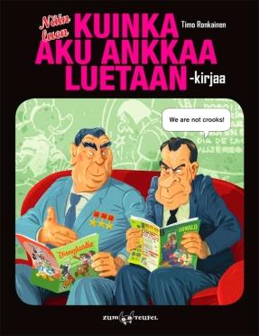 Näin luen Kuinka AA luetaan