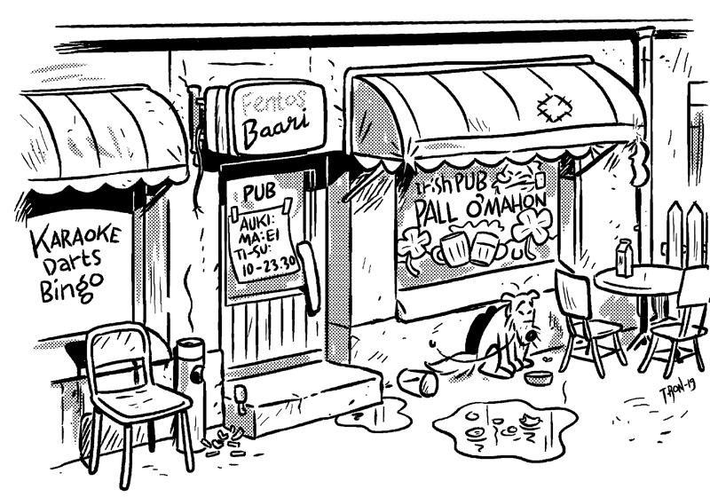 Pub Pall O Mahon