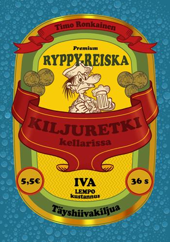 Ryppy Reiska kiljuretki.indd