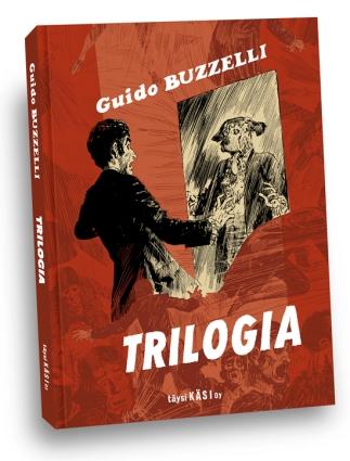 Buzzelli Trilogia kansikuva