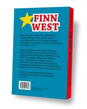 Finn West takapuoli